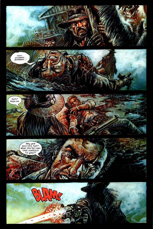 Read online Apache Skies comic -  Issue #1 - 10