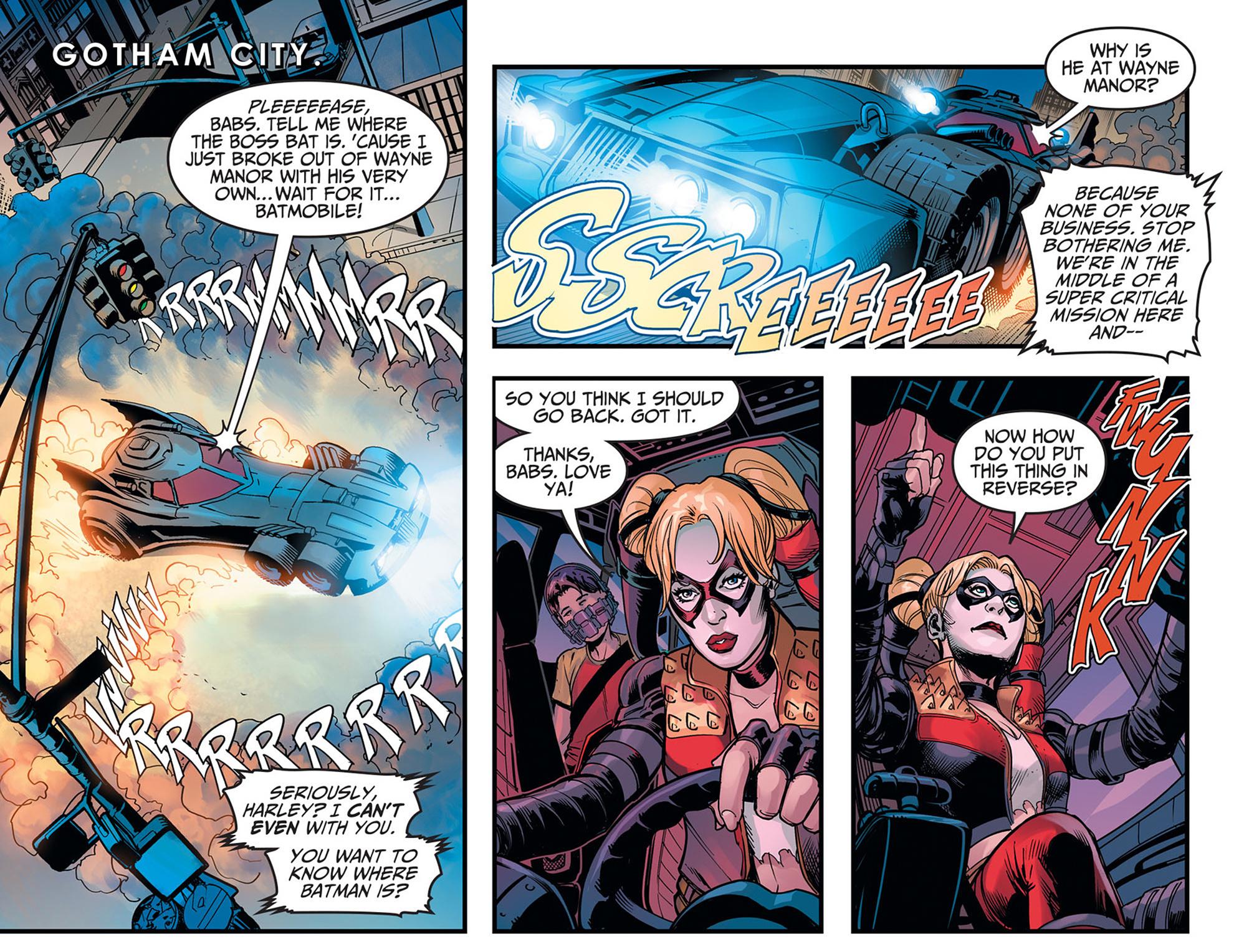 Read online Injustice: Ground Zero comic -  Issue #11 - 4