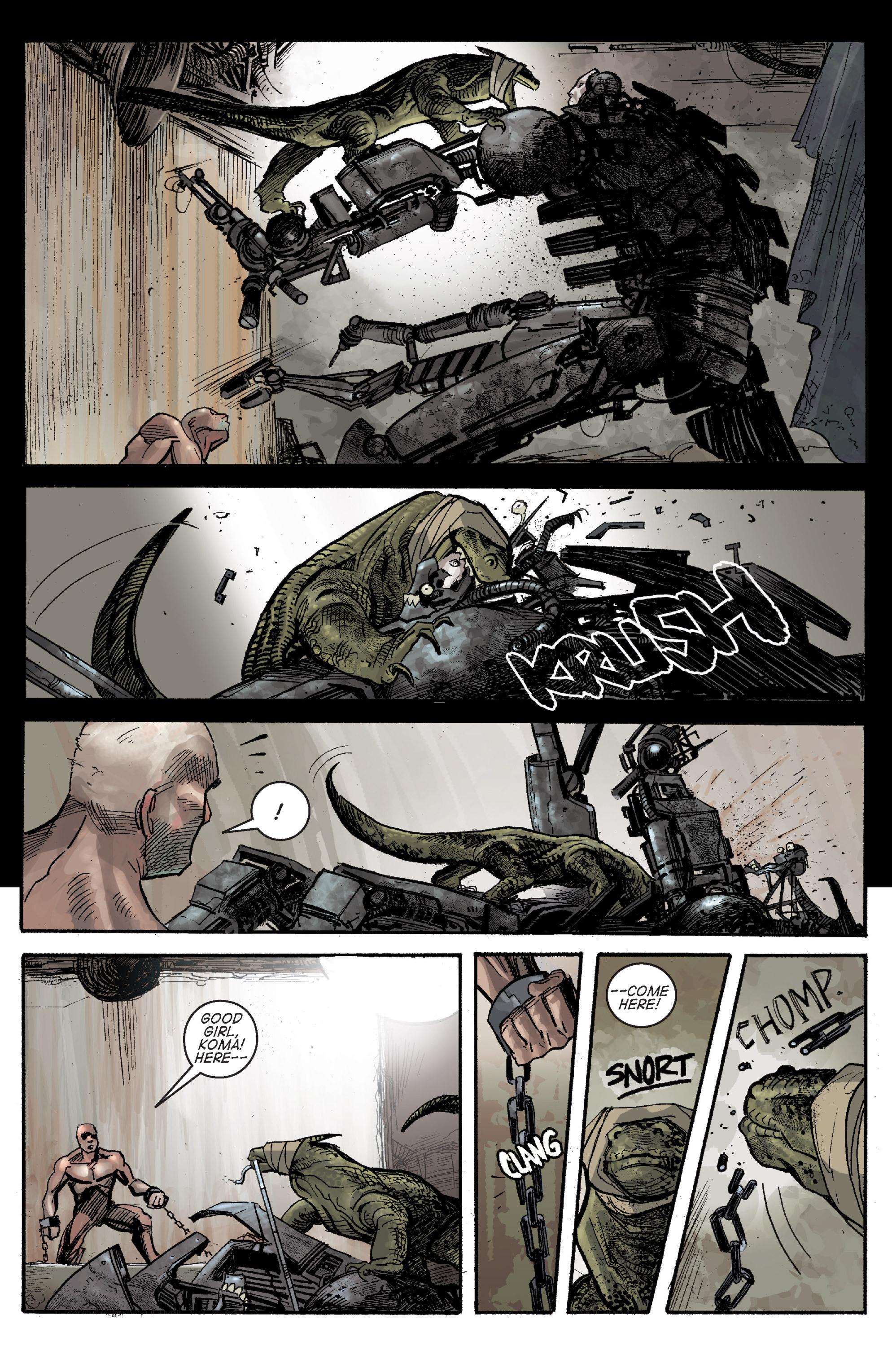 Read online Planetoid comic -  Issue # TPB - 125