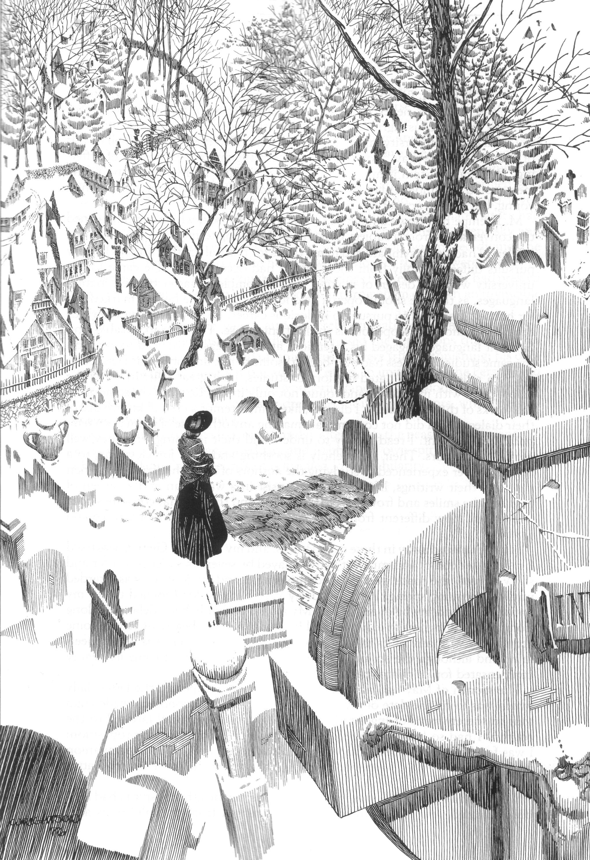 Read online Bernie Wrightson's Frankenstein comic -  Issue # Full - 14