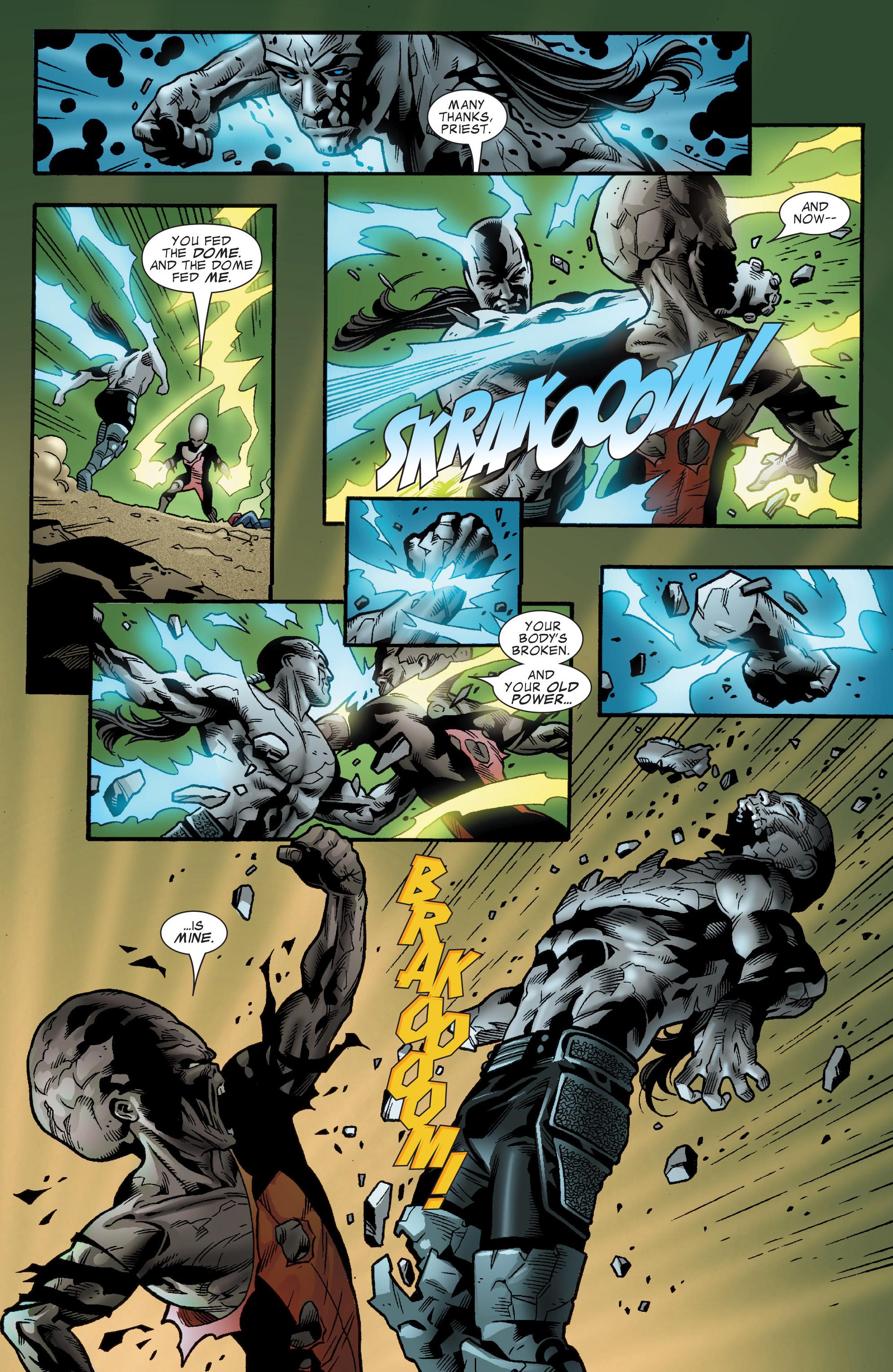 Read online World War Hulk Aftersmash: Warbound, Vol. 1 comic -  Issue #5 - 17