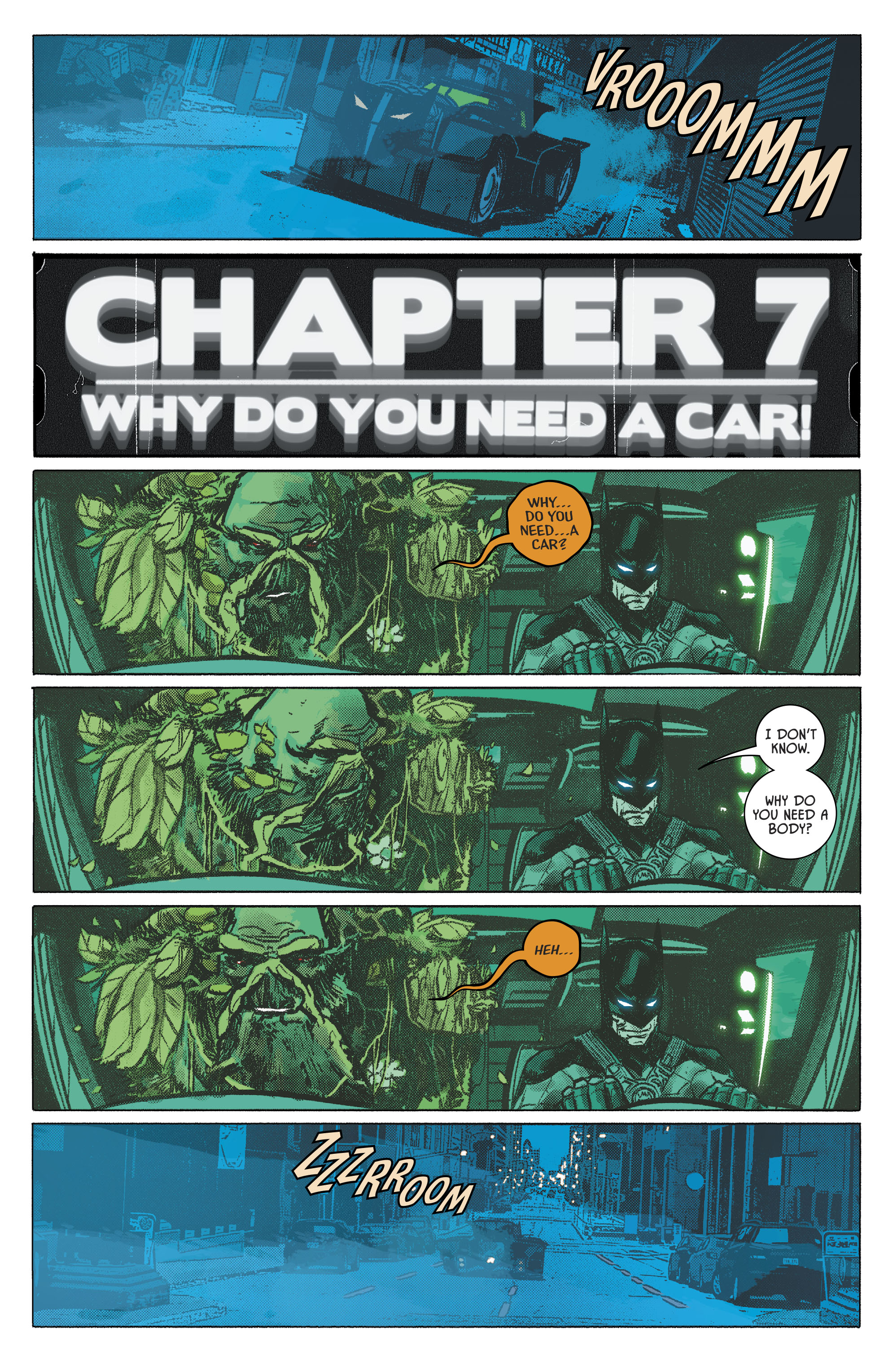Read online Batman (2016) comic -  Issue #23 - 17