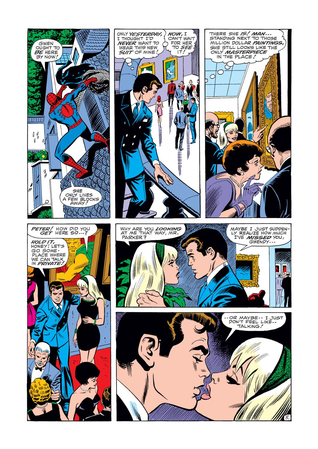 The Amazing Spider-Man (1963) 80 Page 5