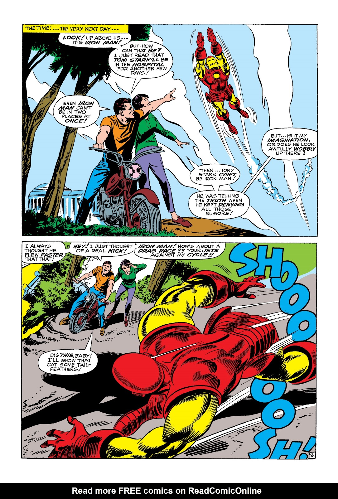 Read online Marvel Masterworks: The Invincible Iron Man comic -  Issue # TPB 4 (Part 1) - 14
