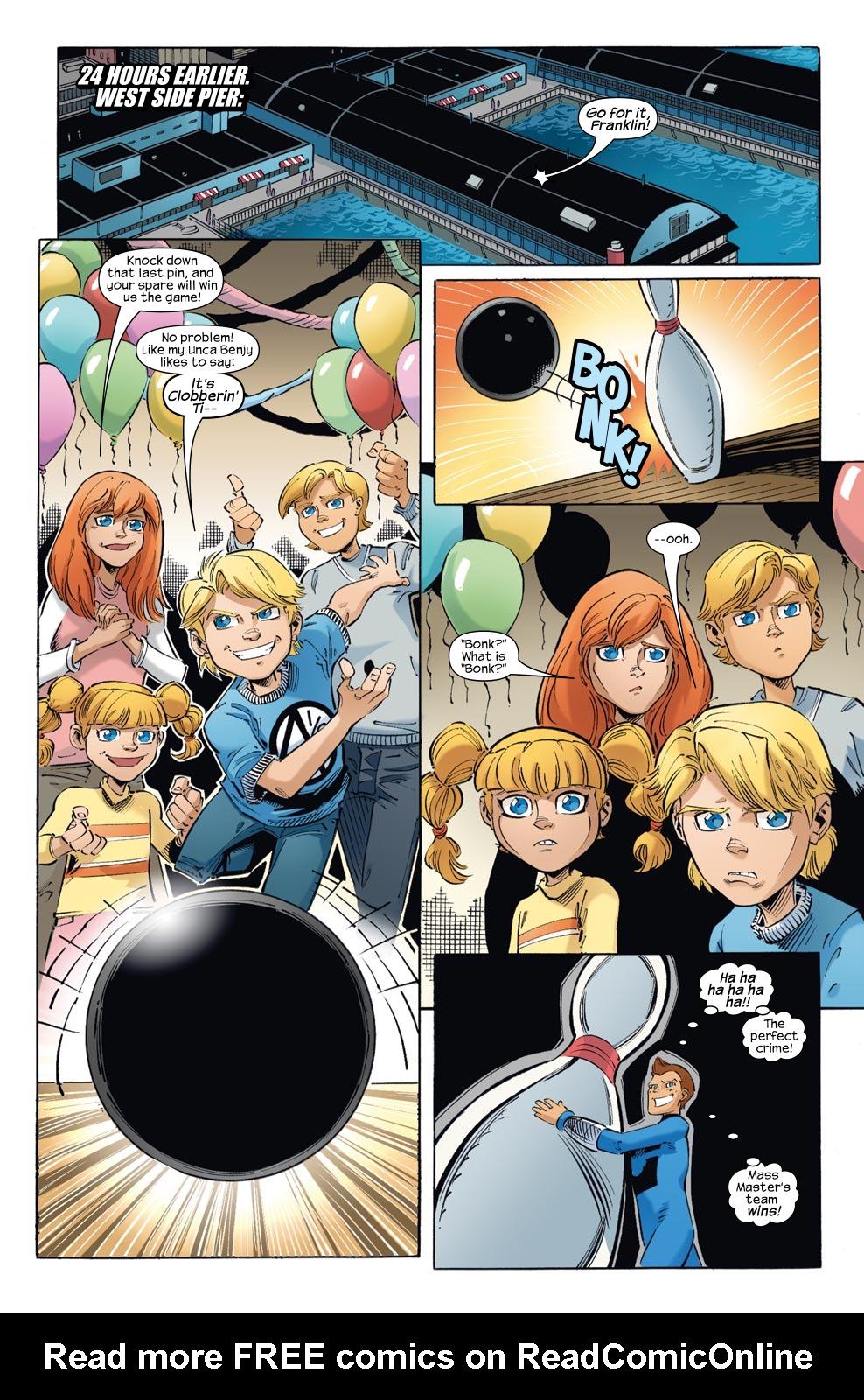 Read online Skrulls vs. Power Pack comic -  Issue #1 - 5