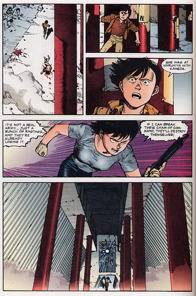 Read online Akira comic -  Issue #22 - 30