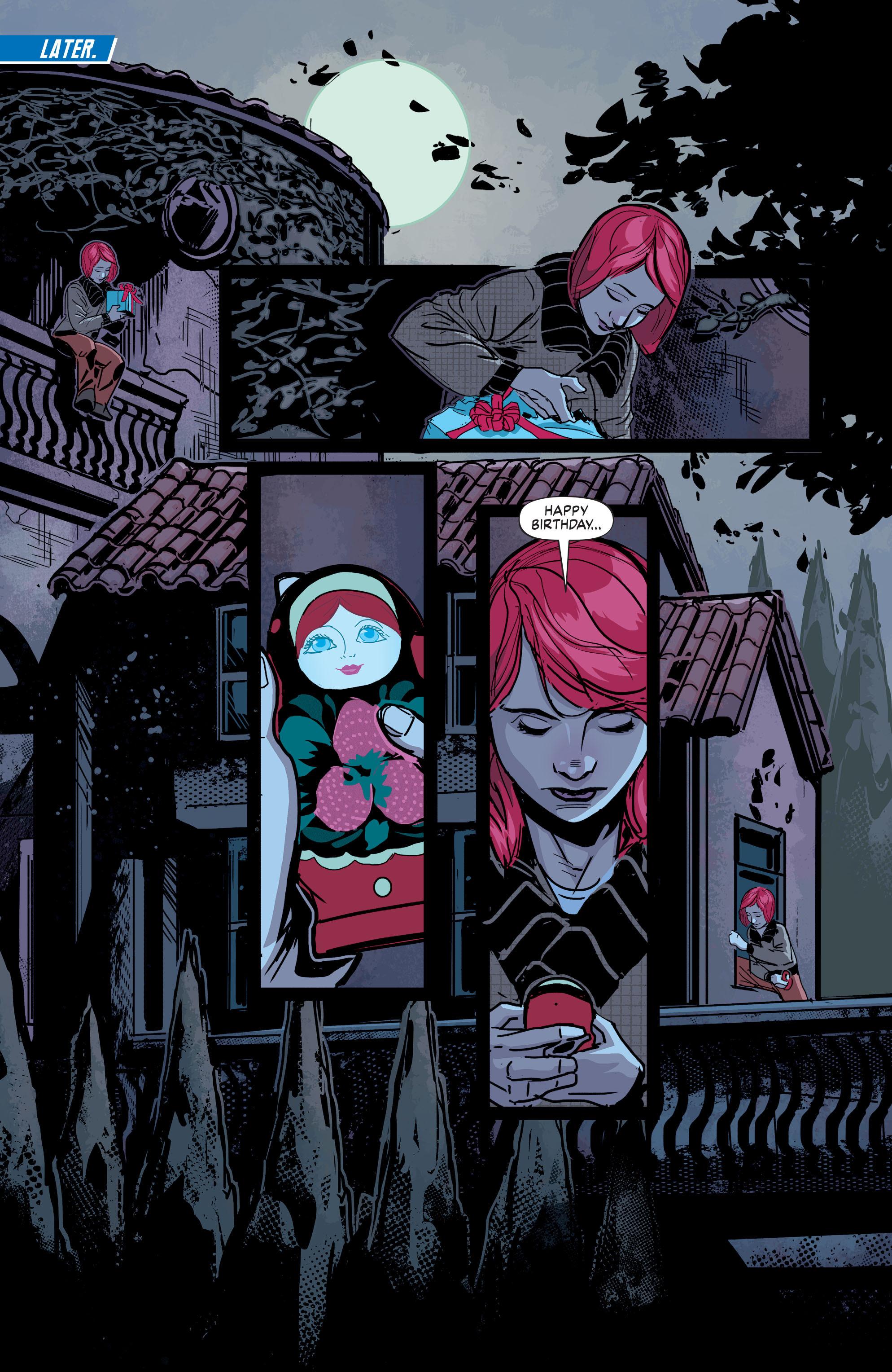 Read online Secret Origins (2014) comic -  Issue #3 - 15