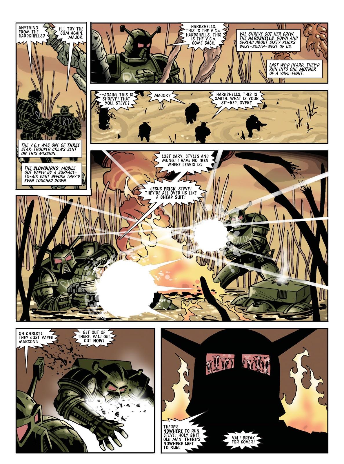 Judge Dredd Megazine (Vol. 5) Issue #381 #180 - English 96
