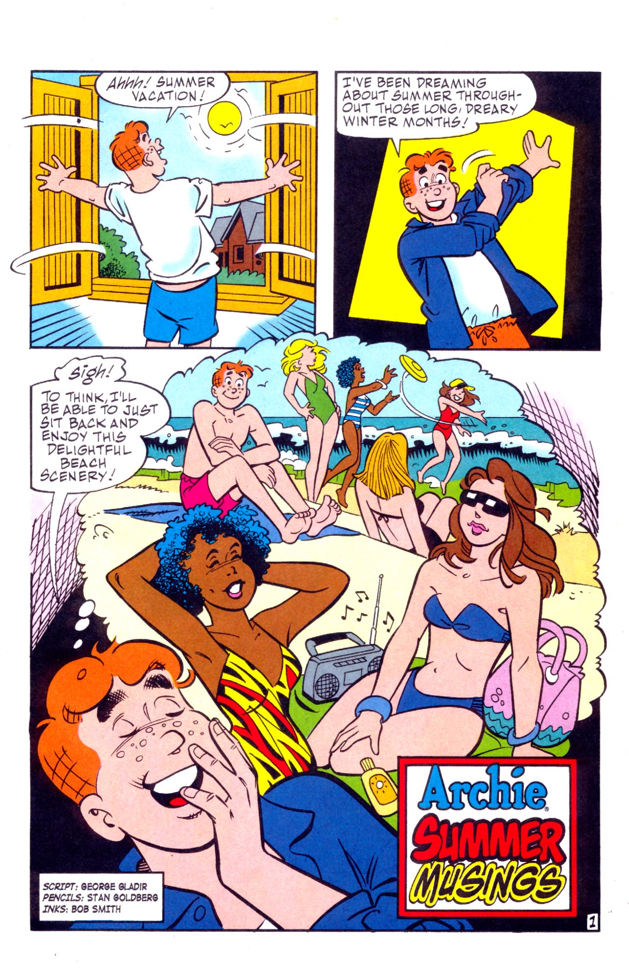 Read online Archie (1960) comic -  Issue #575 - 20