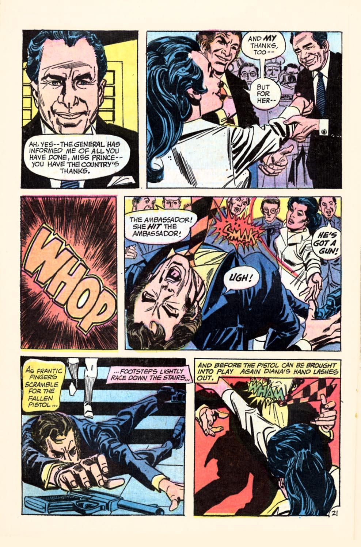 Read online Wonder Woman (1942) comic -  Issue #196 - 27