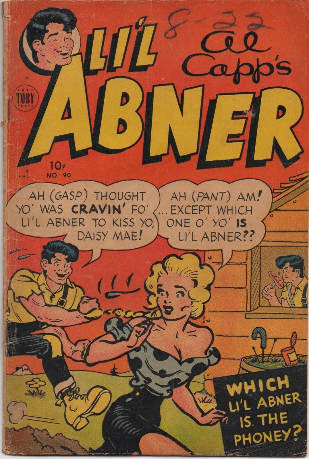 Lil Abner Comics 90 Page 1