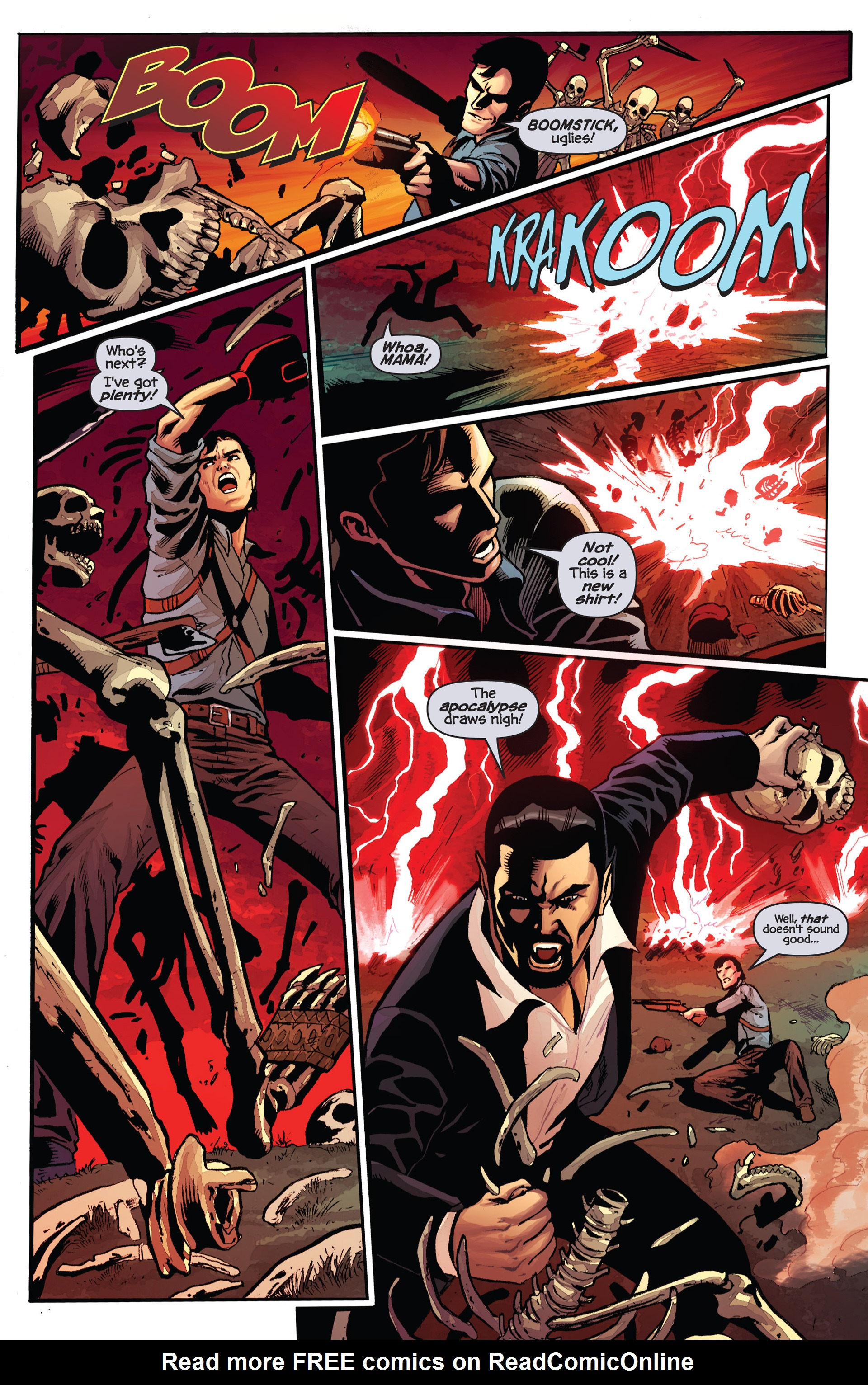 Read online Prophecy comic -  Issue #6 - 15