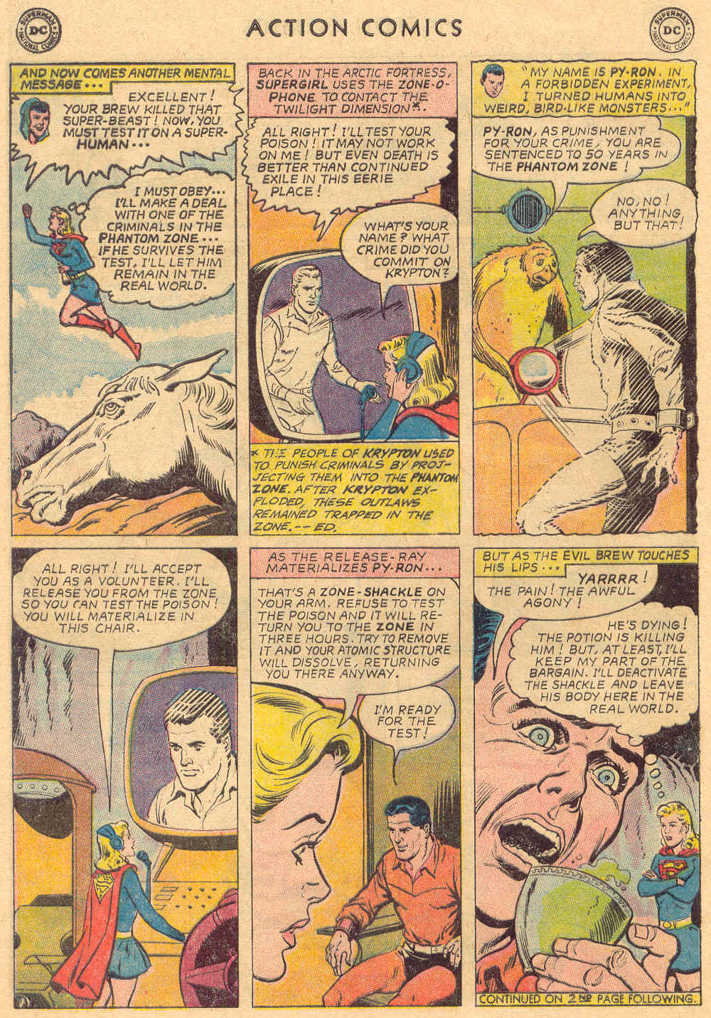 Read online Action Comics (1938) comic -  Issue #323 - 24