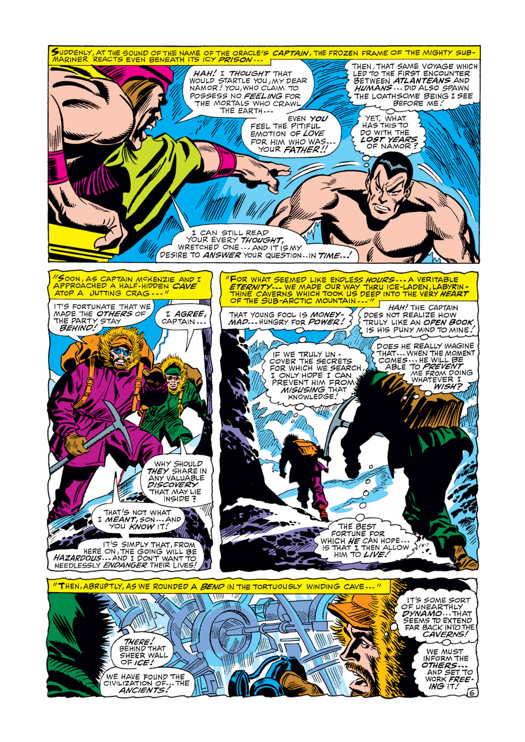 Iron Man and Sub-Mariner issue Full - Page 18