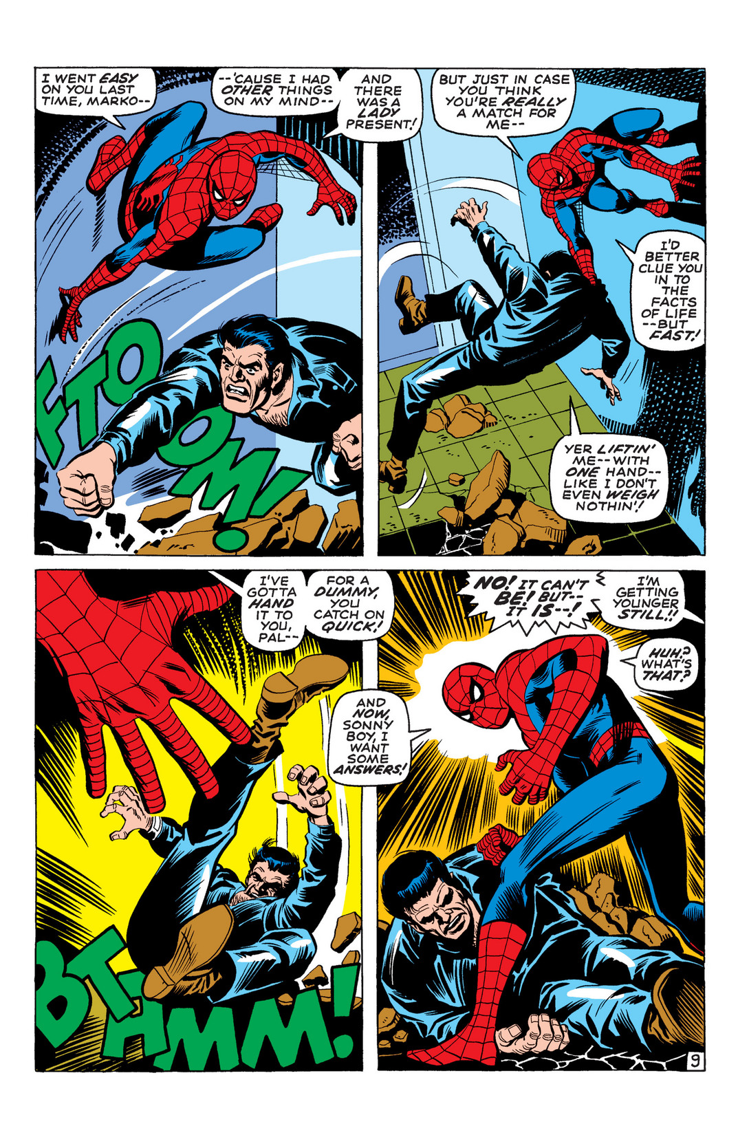 The Amazing Spider-Man (1963) 75 Page 9