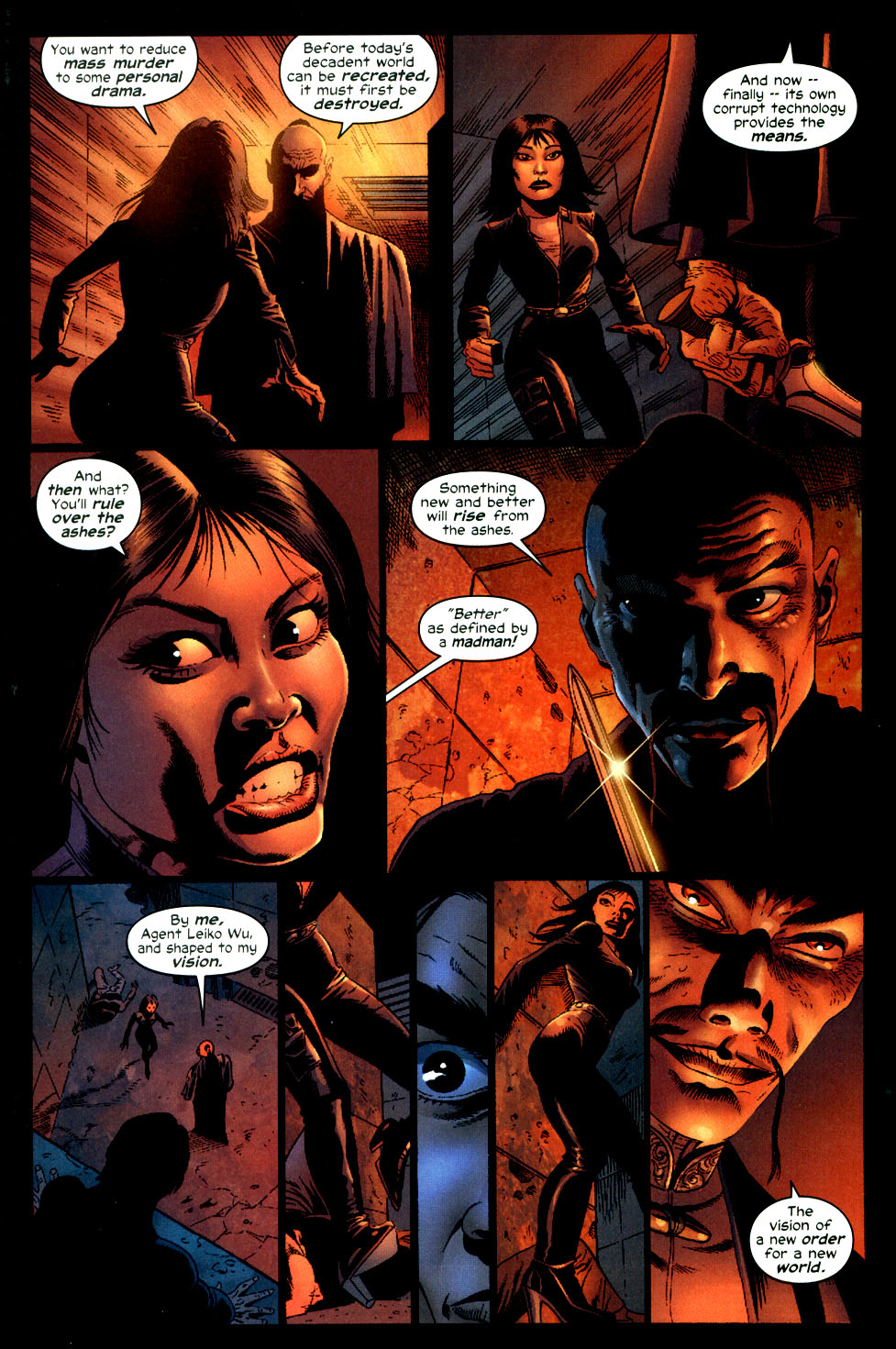 Read online Shang-Chi: Master of Kung Fu comic -  Issue #3 - 3
