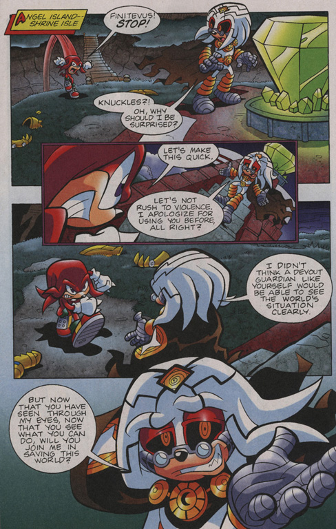 Read online Sonic Universe comic -  Issue #12 - 11
