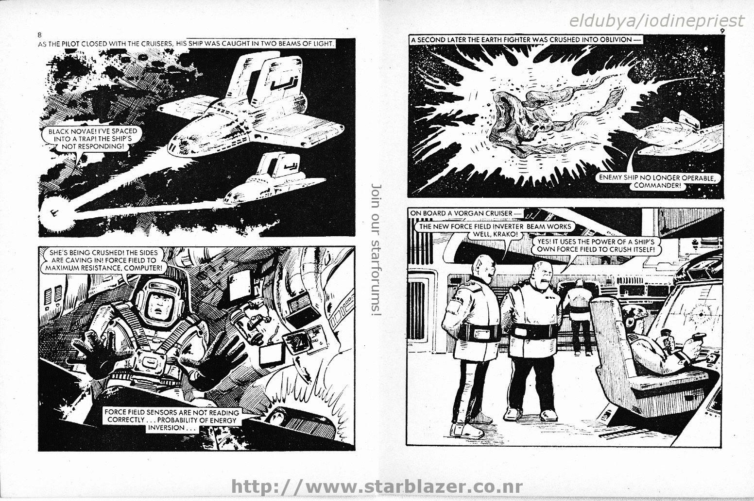 Starblazer issue 98 - Page 6