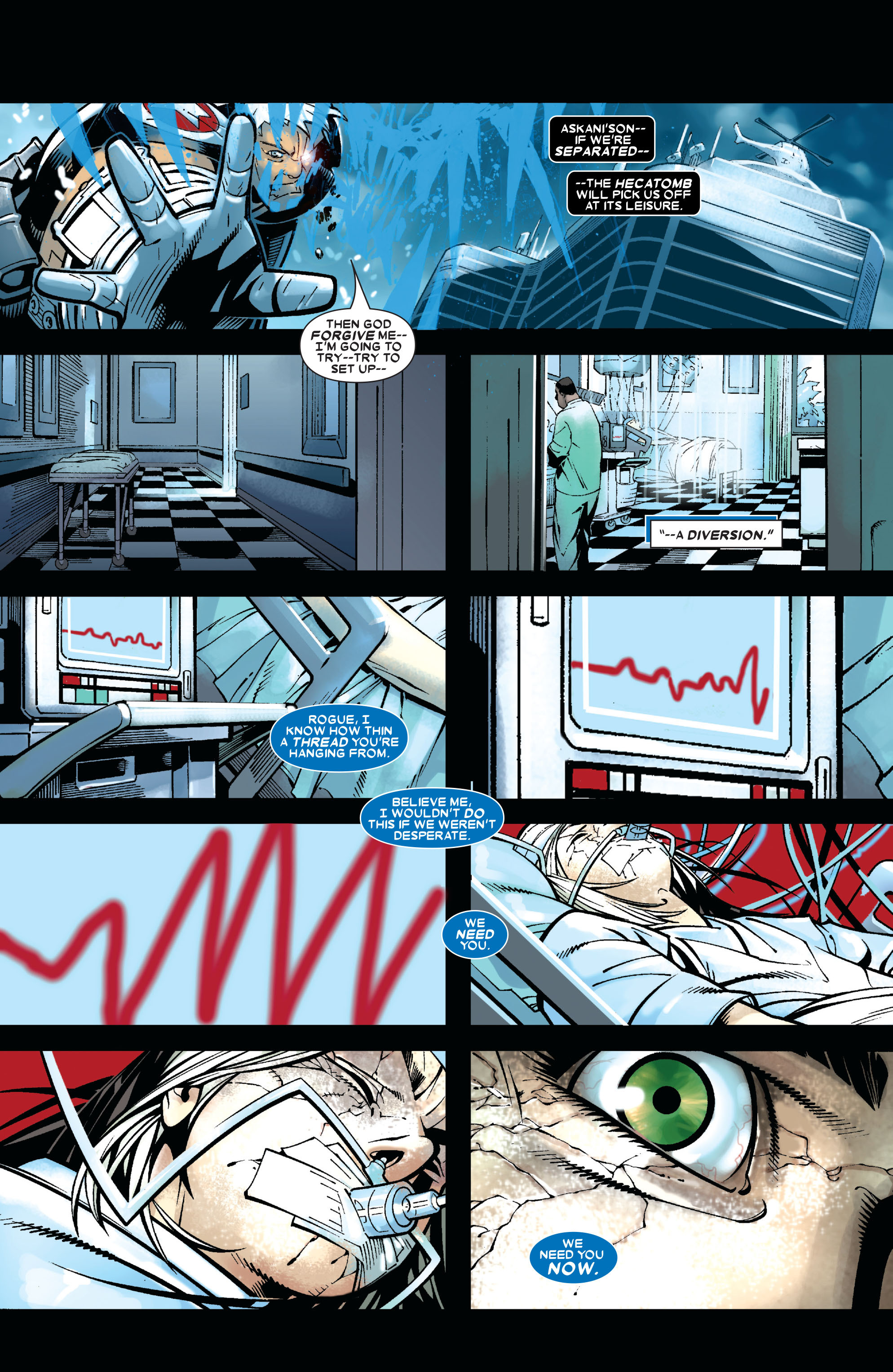 X-Men (1991) 199 Page 10