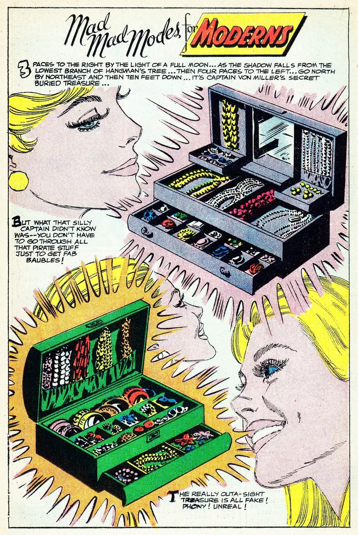 Read online Secret Hearts comic -  Issue #133 - 18