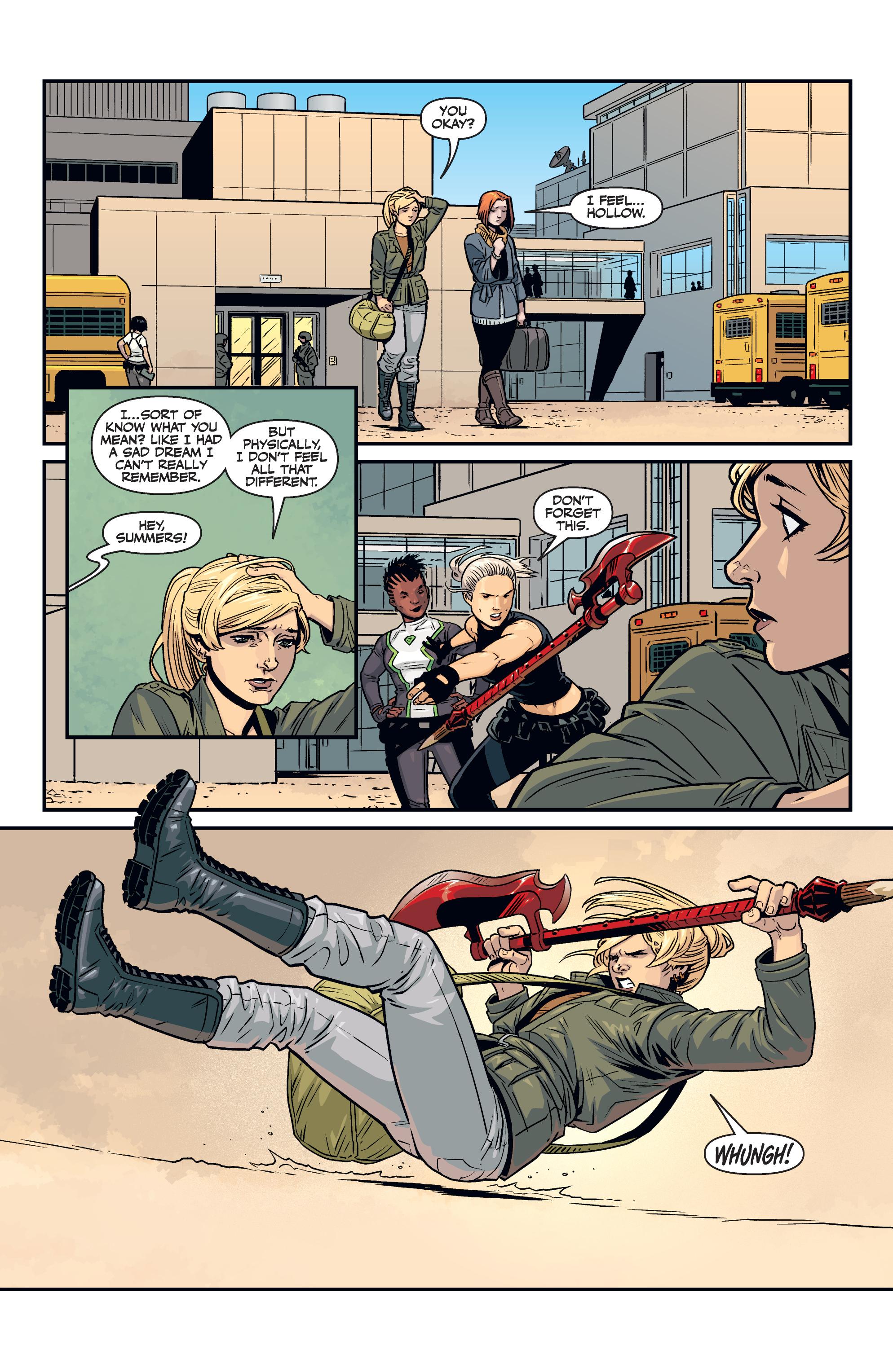 Read online Buffy the Vampire Slayer Season 11 comic -  Issue #7 - 23