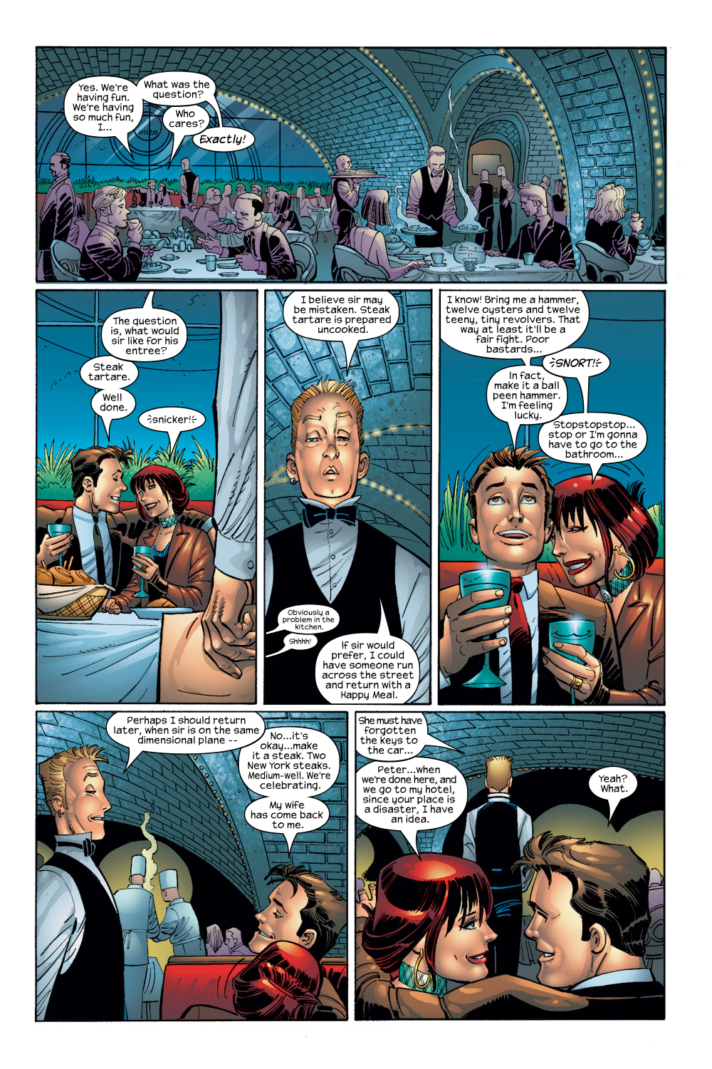 The Amazing Spider-Man (1999) 51 Page 5