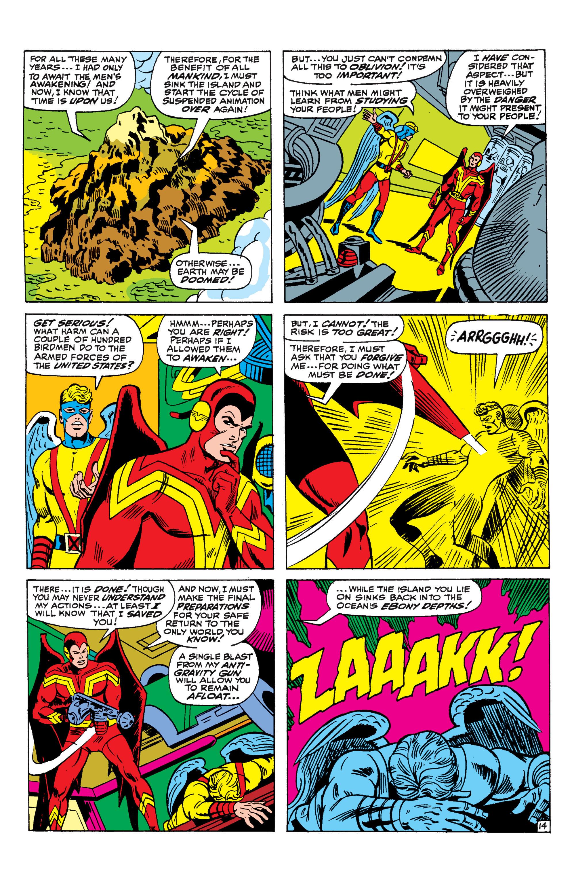 Read online Uncanny X-Men (1963) comic -  Issue #44 - 15
