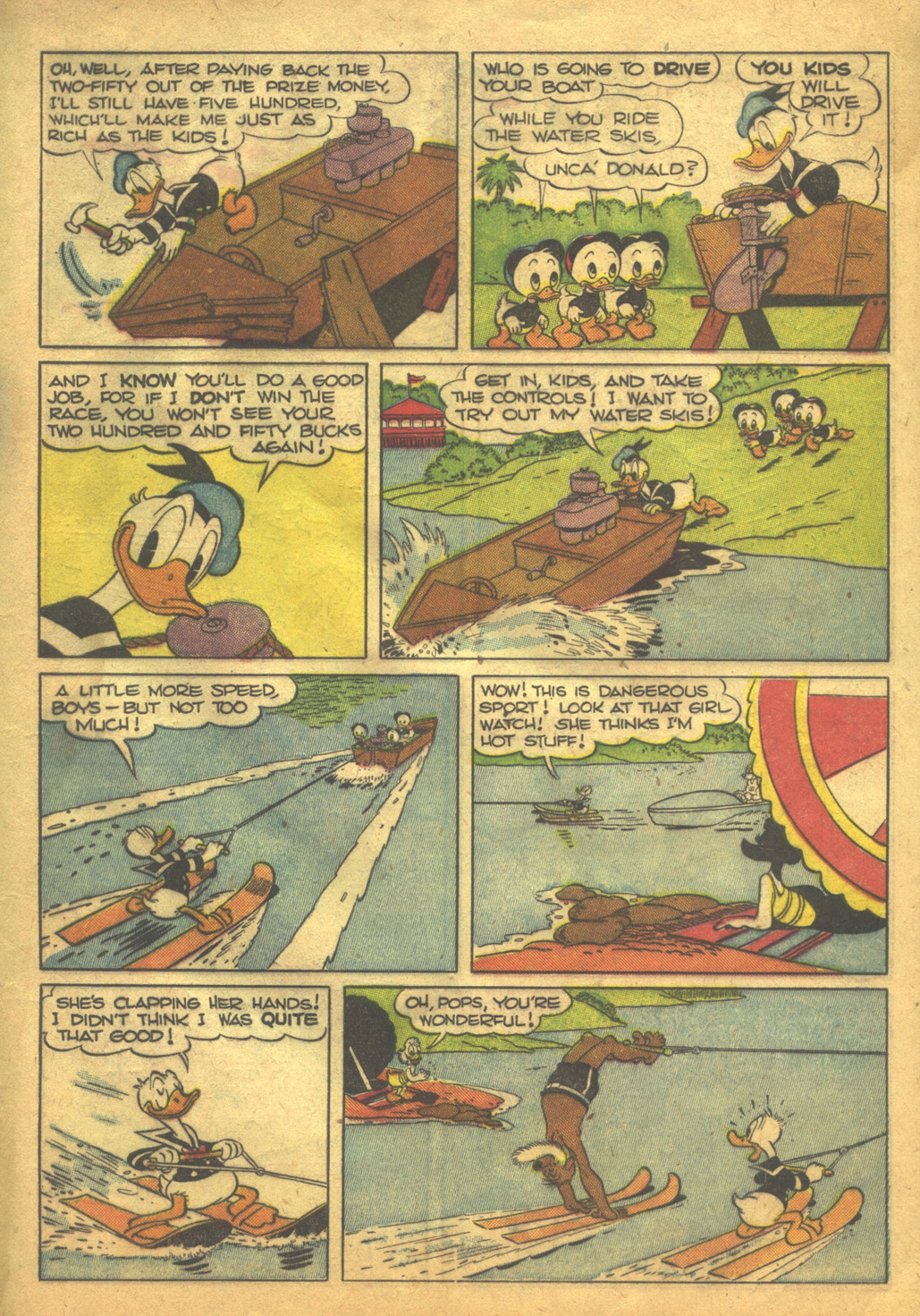 Walt Disney's Comics and Stories issue 62 - Page 5