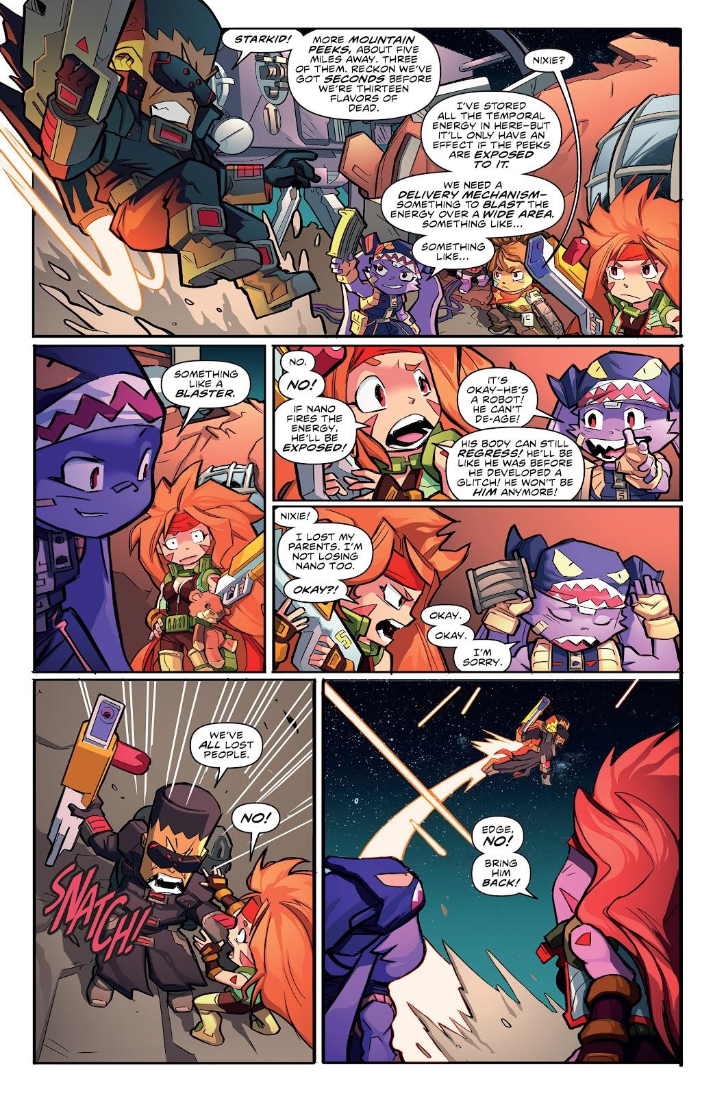 Read online Starcadia Quest comic -  Issue #3 - 16