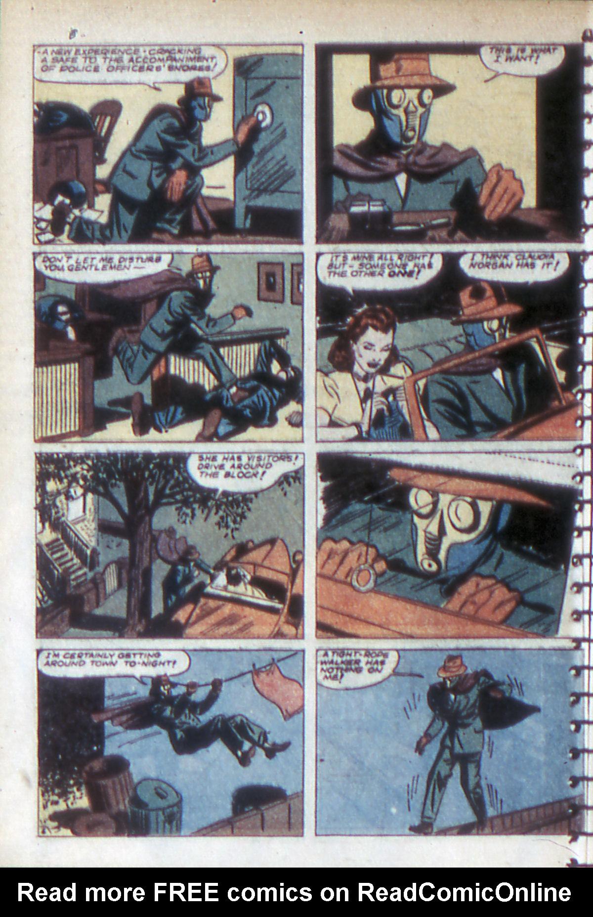 Read online Adventure Comics (1938) comic -  Issue #52 - 9