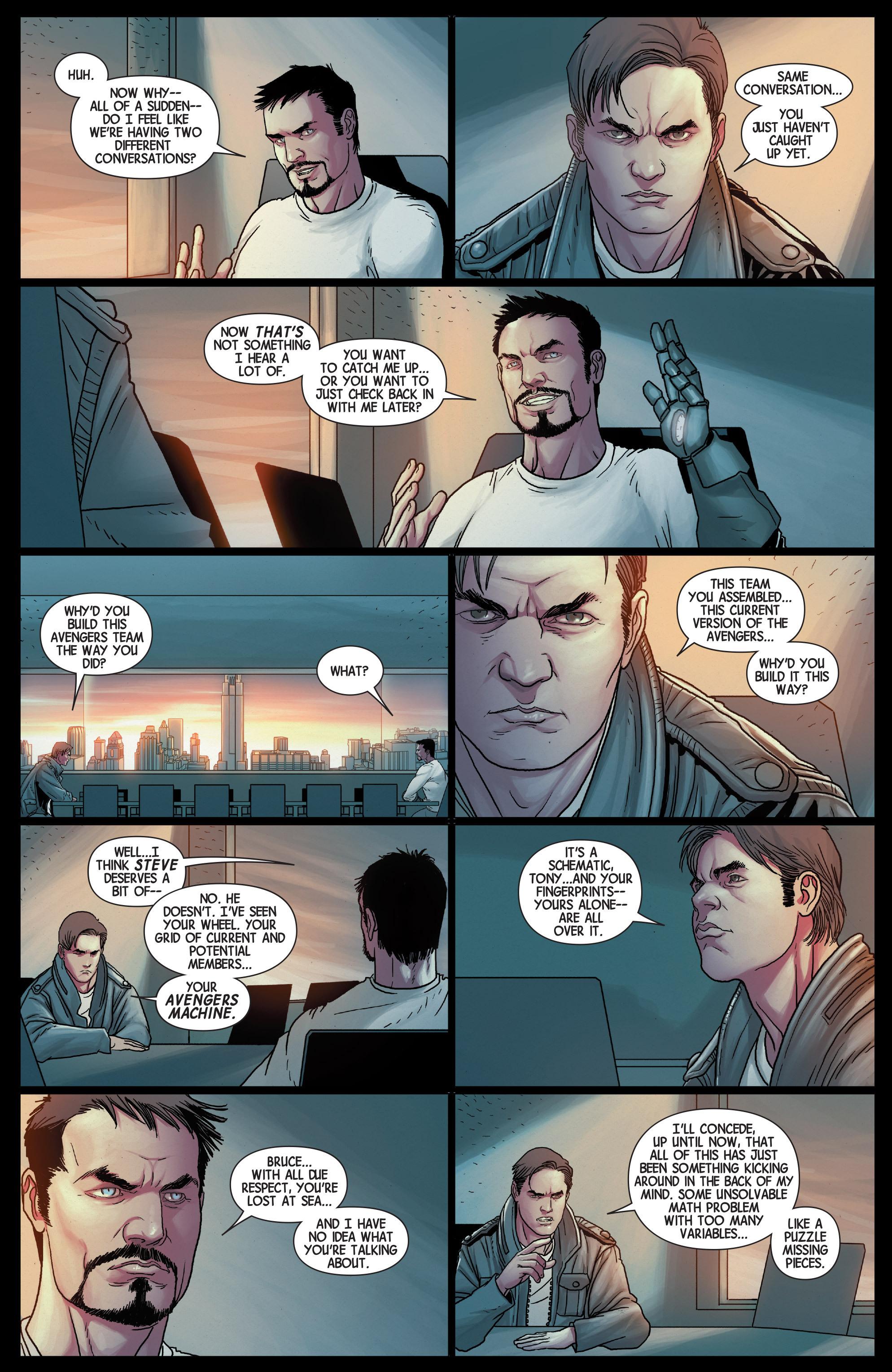 Read online Avengers (2013) comic -  Issue #Avengers (2013) _TPB 5 - 140