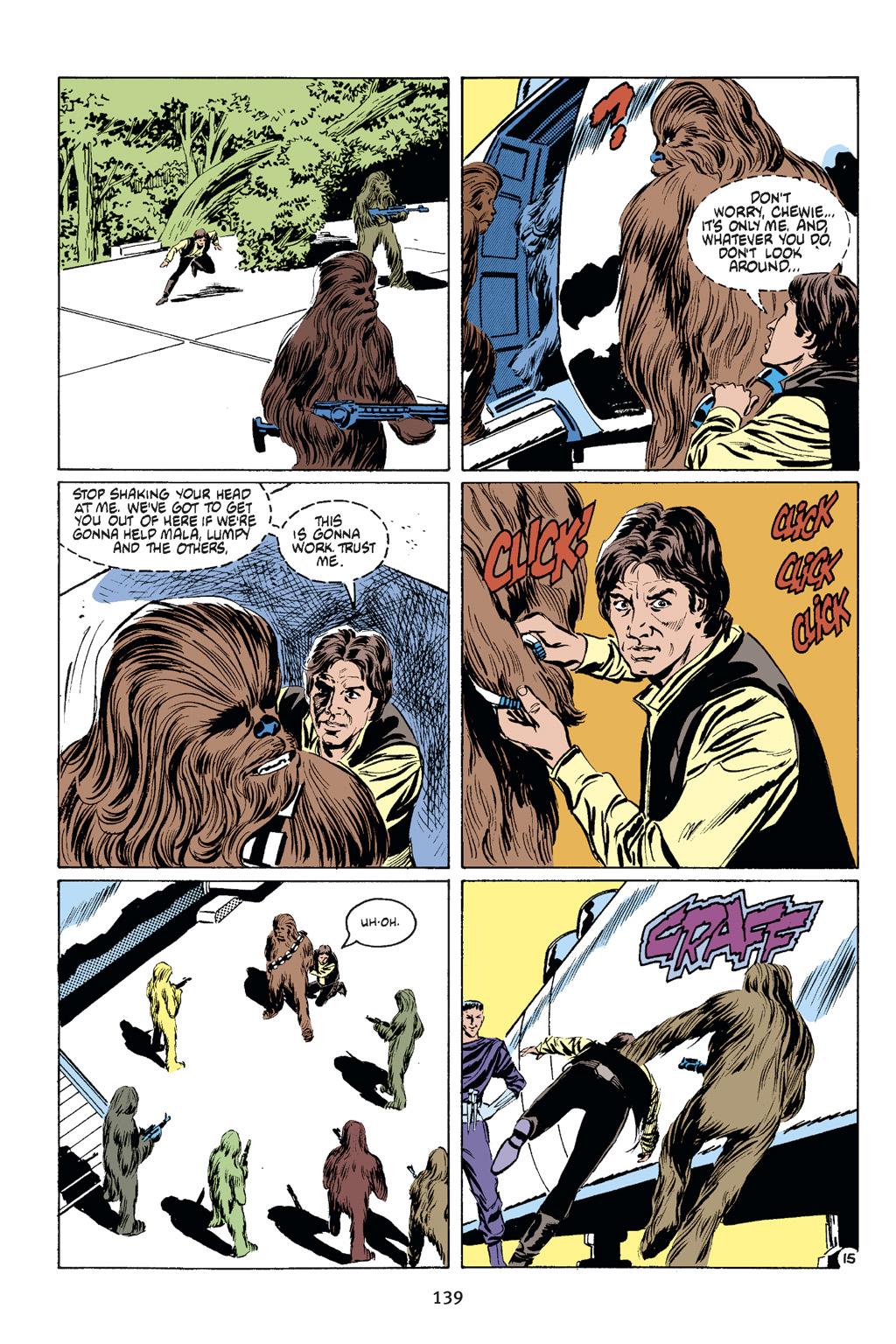 Read online Star Wars Omnibus comic -  Issue # Vol. 21 - 133