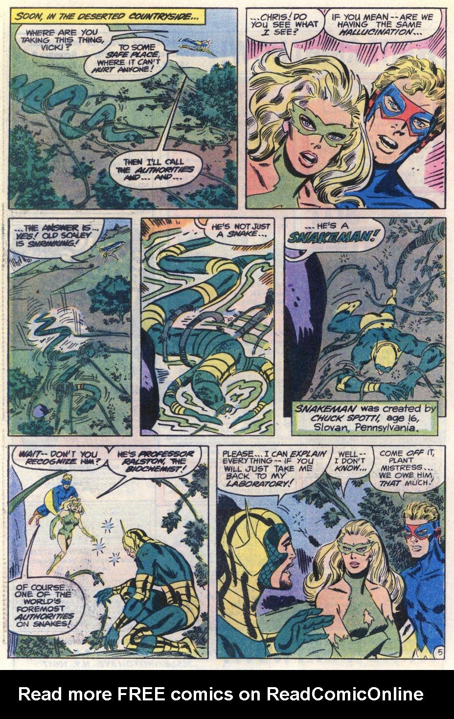 Read online Adventure Comics (1938) comic -  Issue #487 - 26
