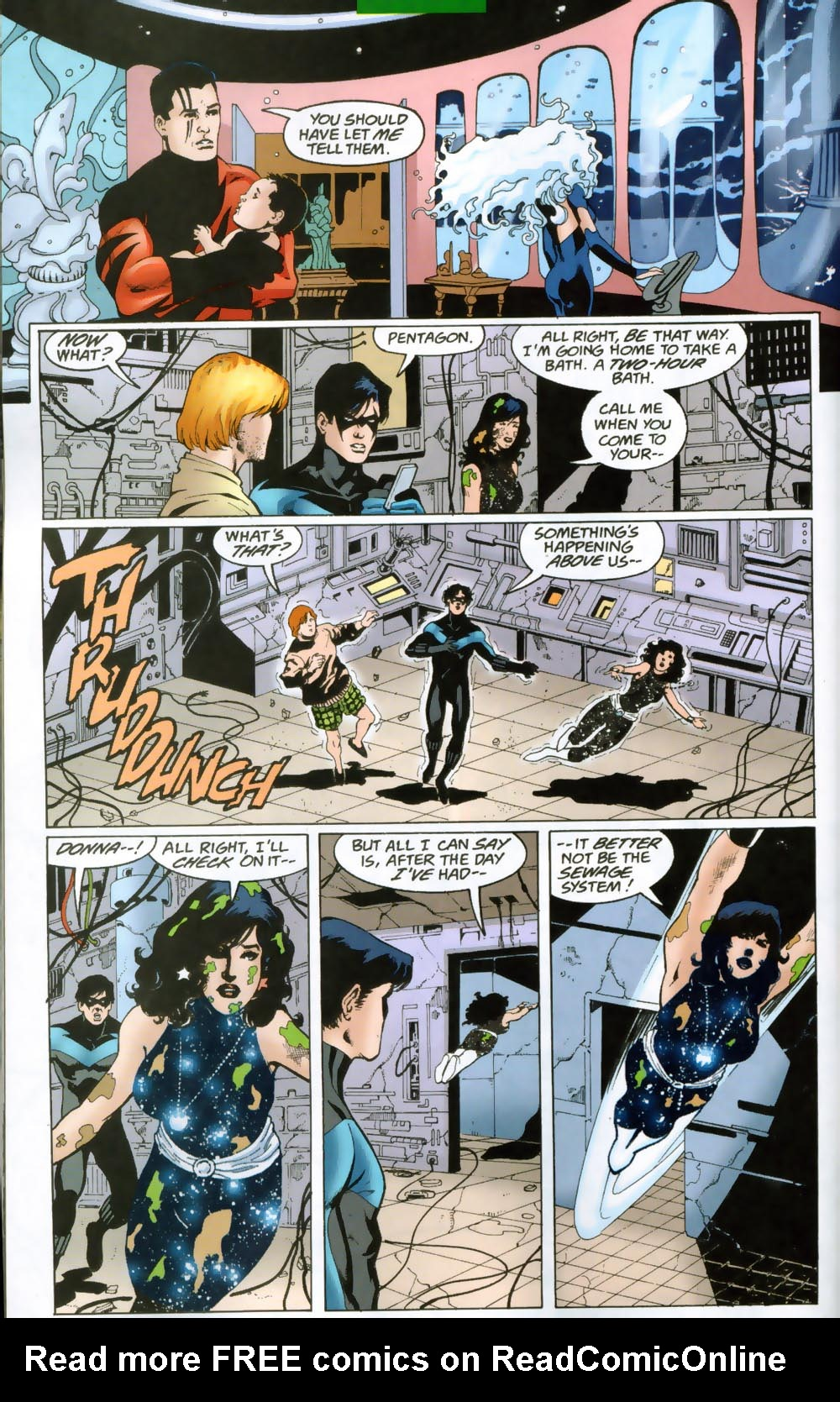 Read online The Titans (1999) comic -  Issue #47 - 19