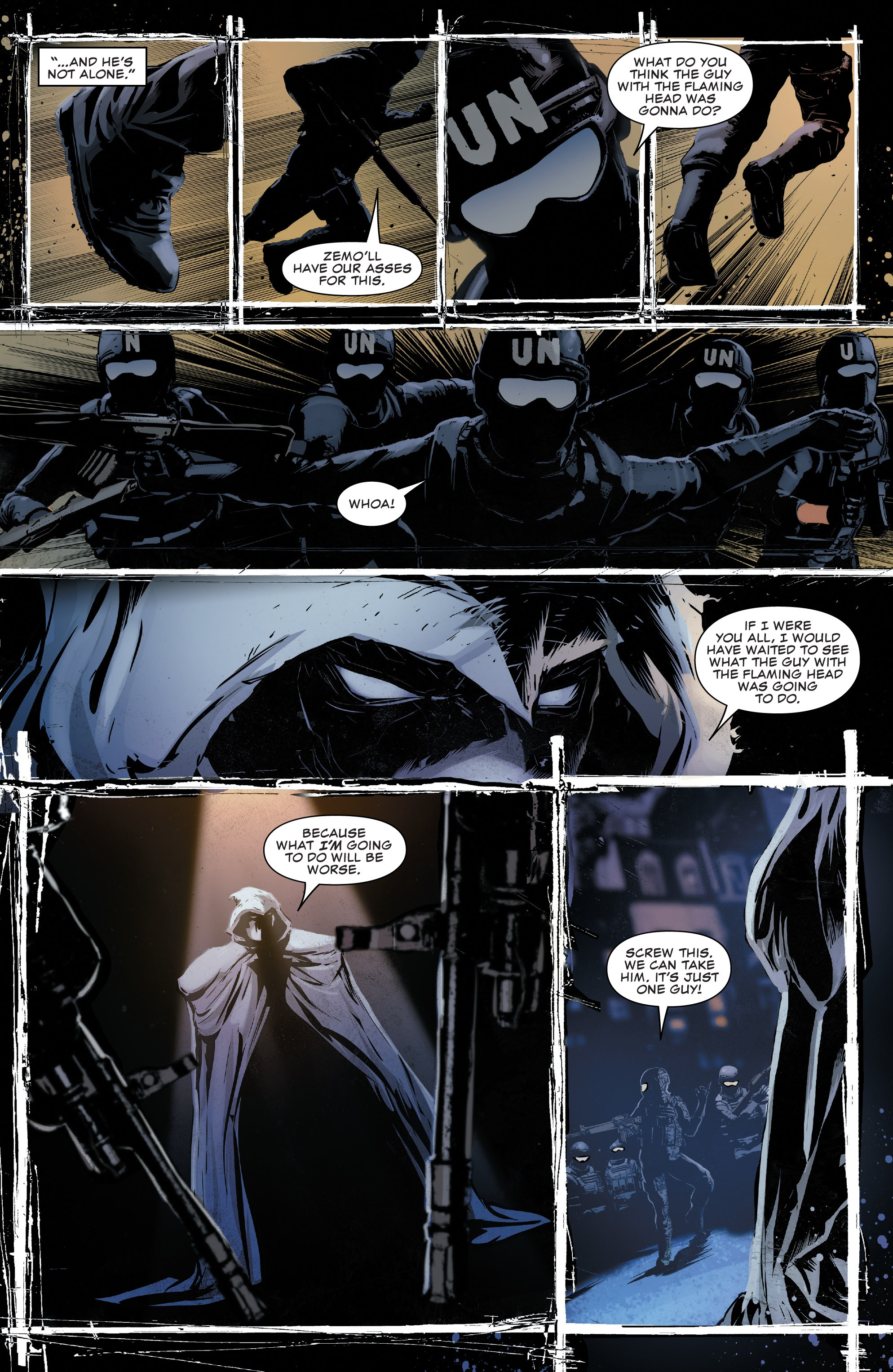 Read online The Punisher (2018) comic -  Issue #15 - 6