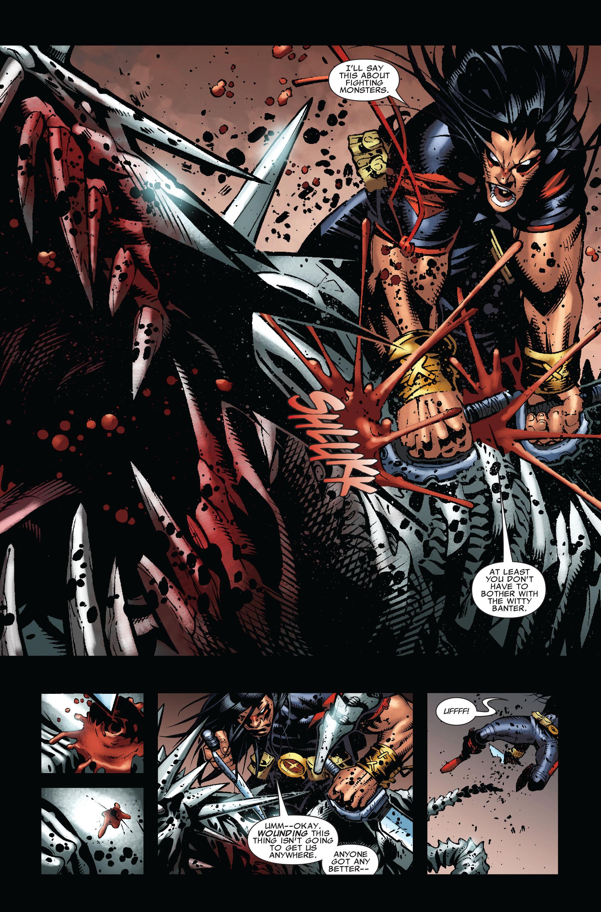 X-Men (1991) 207 Page 5