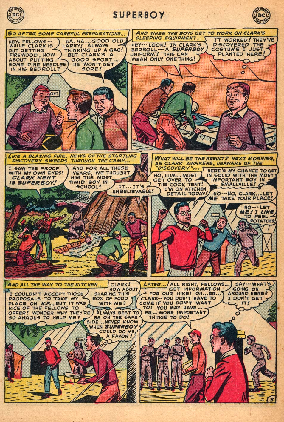 Superboy (1949) issue 25 - Page 15