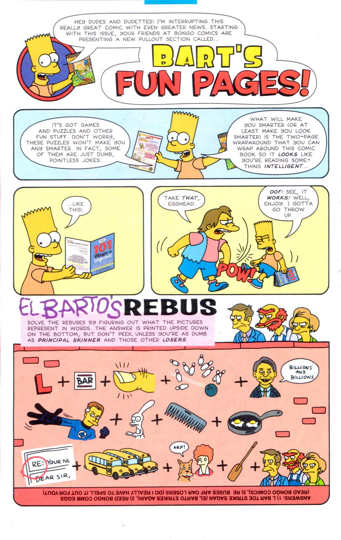 Read online Simpsons Comics Presents Bart Simpson comic -  Issue #20 - 15