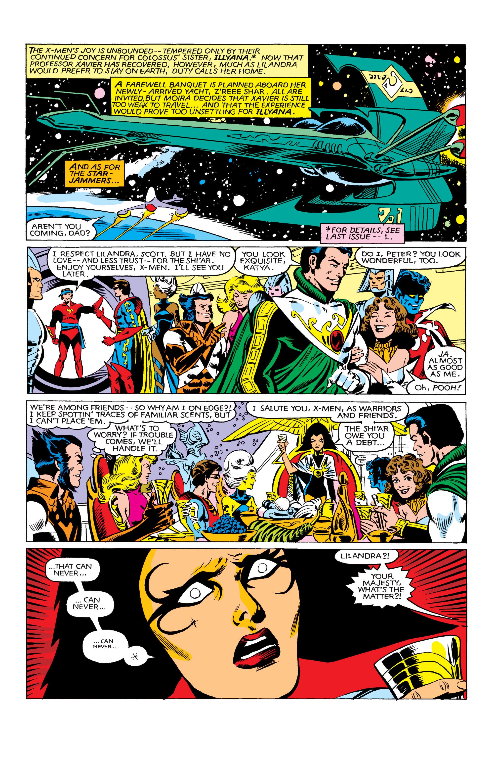 Read online Uncanny X-Men (1963) comic -  Issue #161 - 22