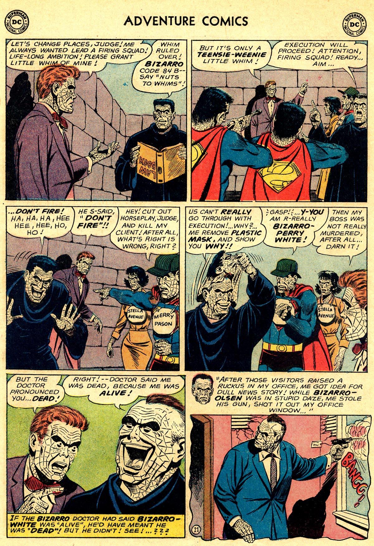 Read online Adventure Comics (1938) comic -  Issue #296 - 30