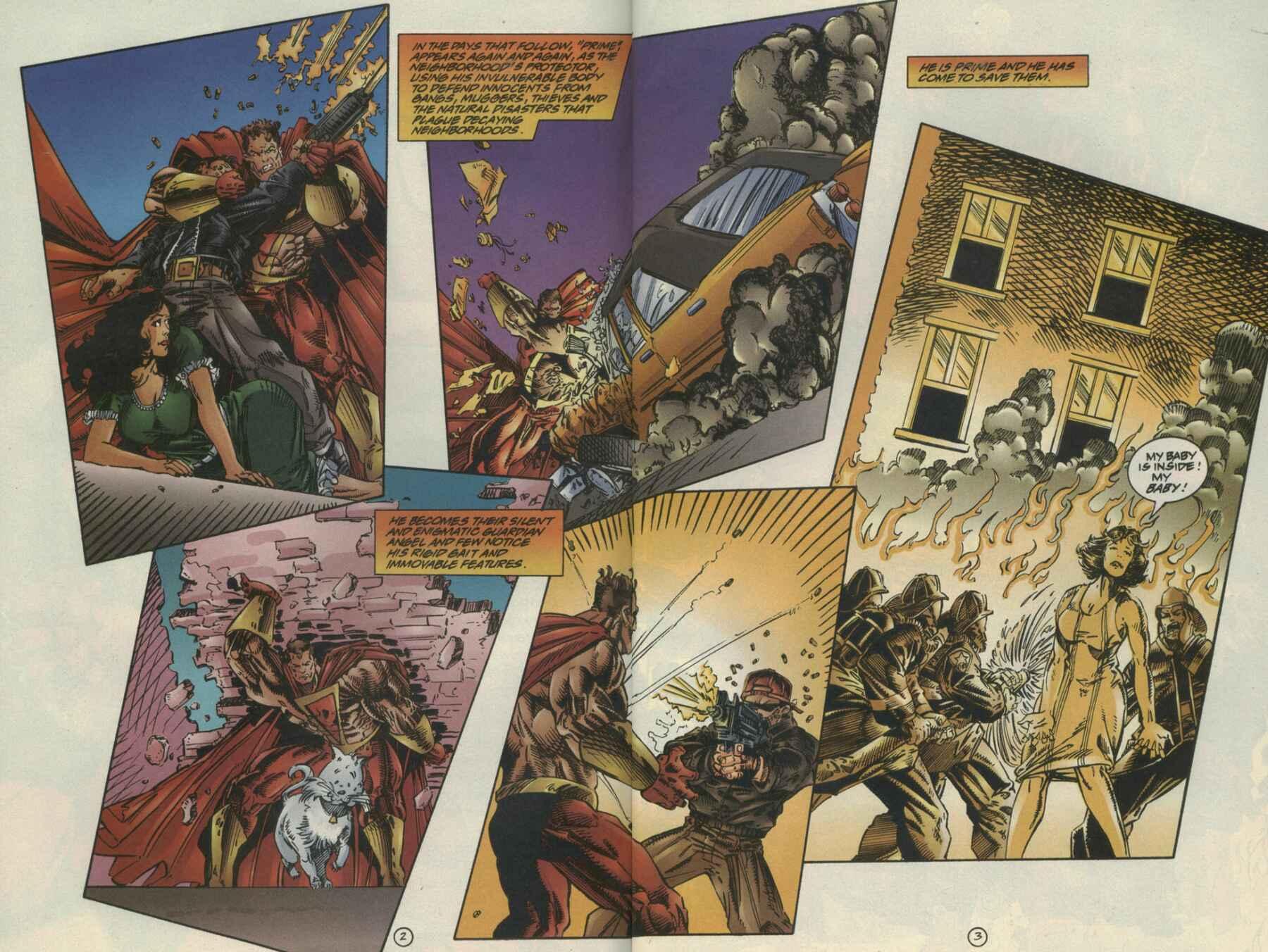 Read online Ultraverse Premiere comic -  Issue #4 - 3