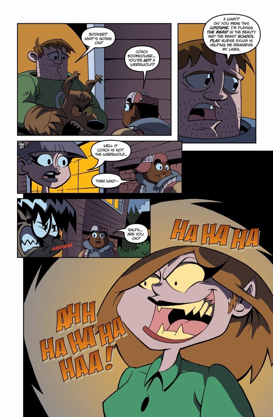Read online Ralph Filmore comic -  Issue # Full - 94