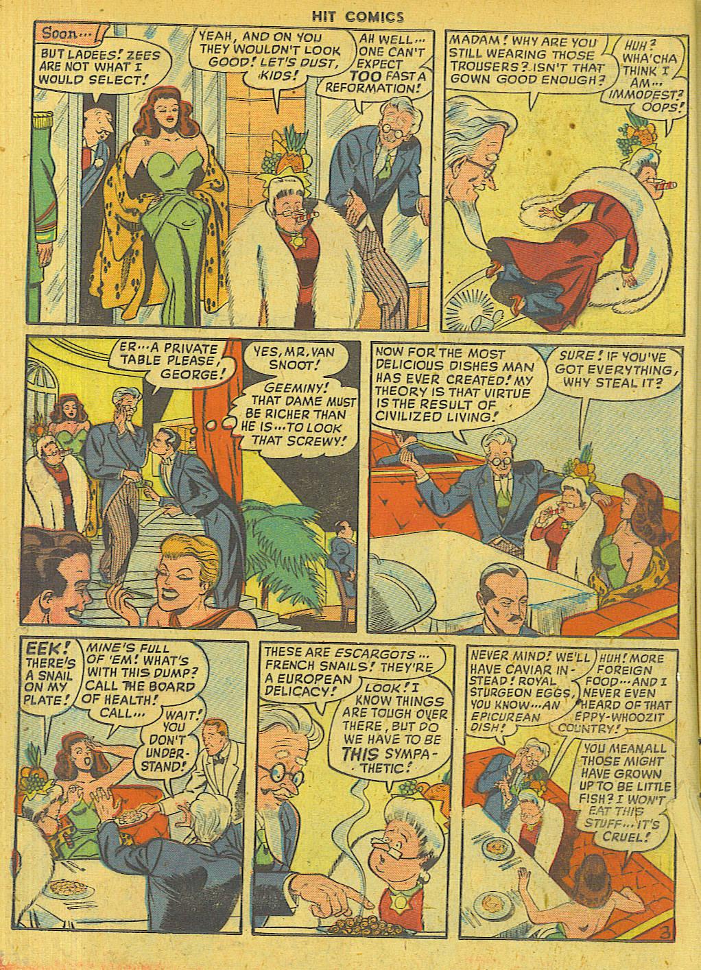 Read online Hit Comics comic -  Issue #56 - 18