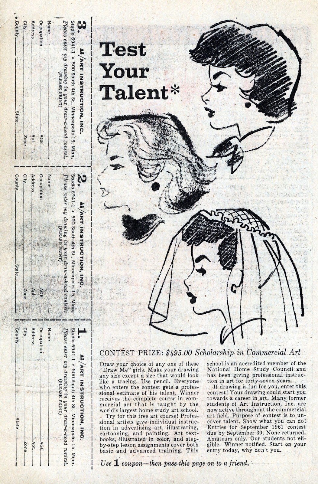 Love Romances (1949) issue 95 - Page 34