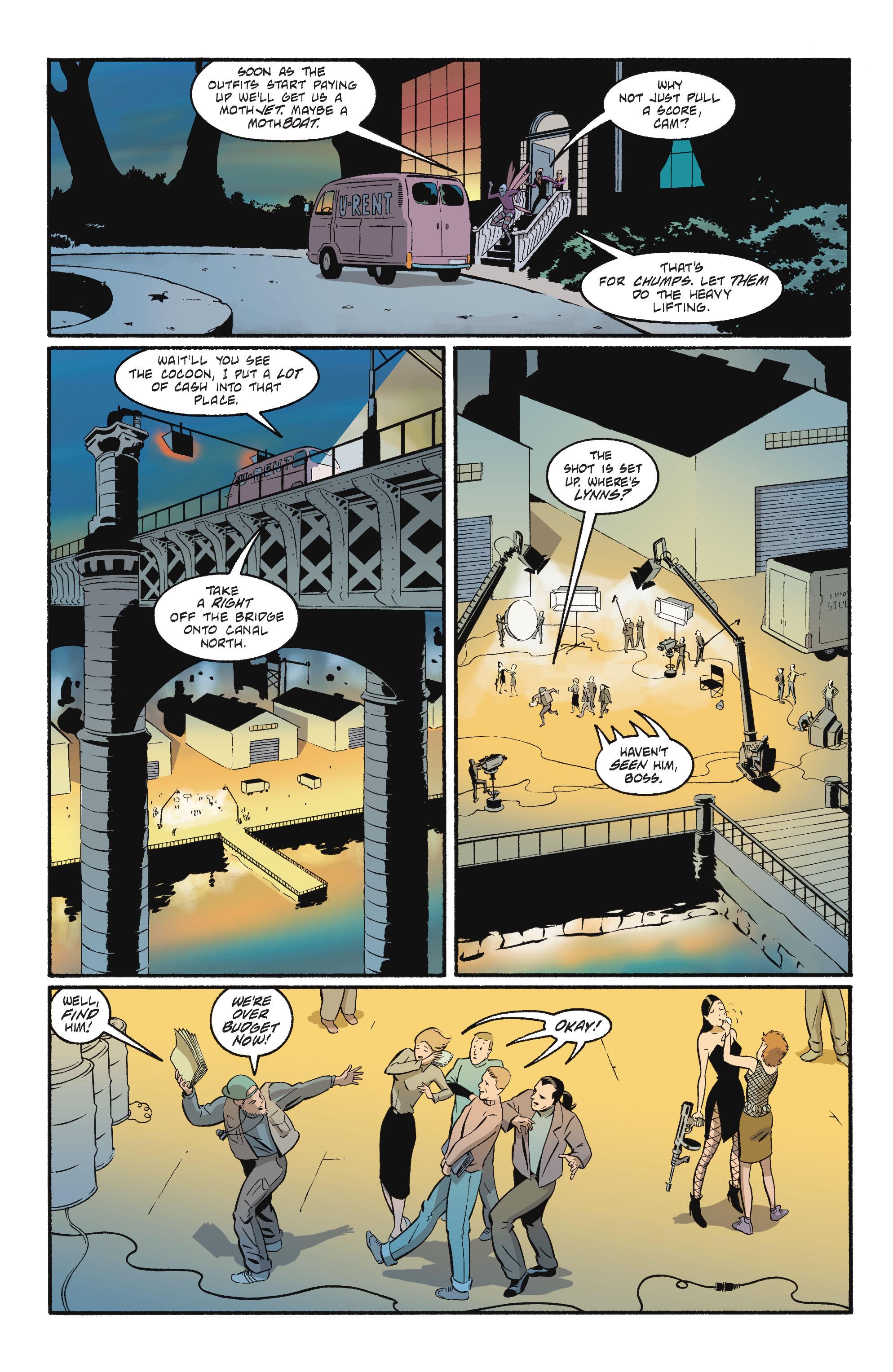 Read online Batgirl/Robin: Year One comic -  Issue # TPB 2 - 90