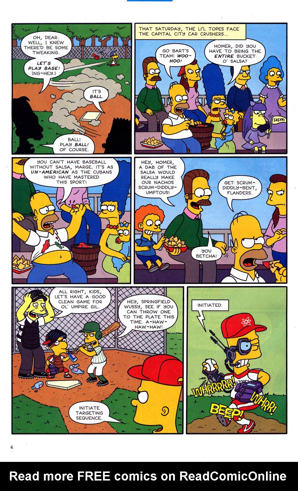 Read online Simpsons Comics Presents Bart Simpson comic -  Issue #21 - 8