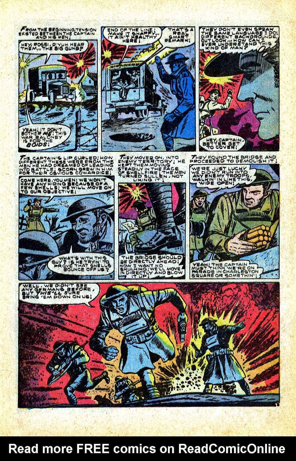War Is Hell (1973) issue 4 - Page 13
