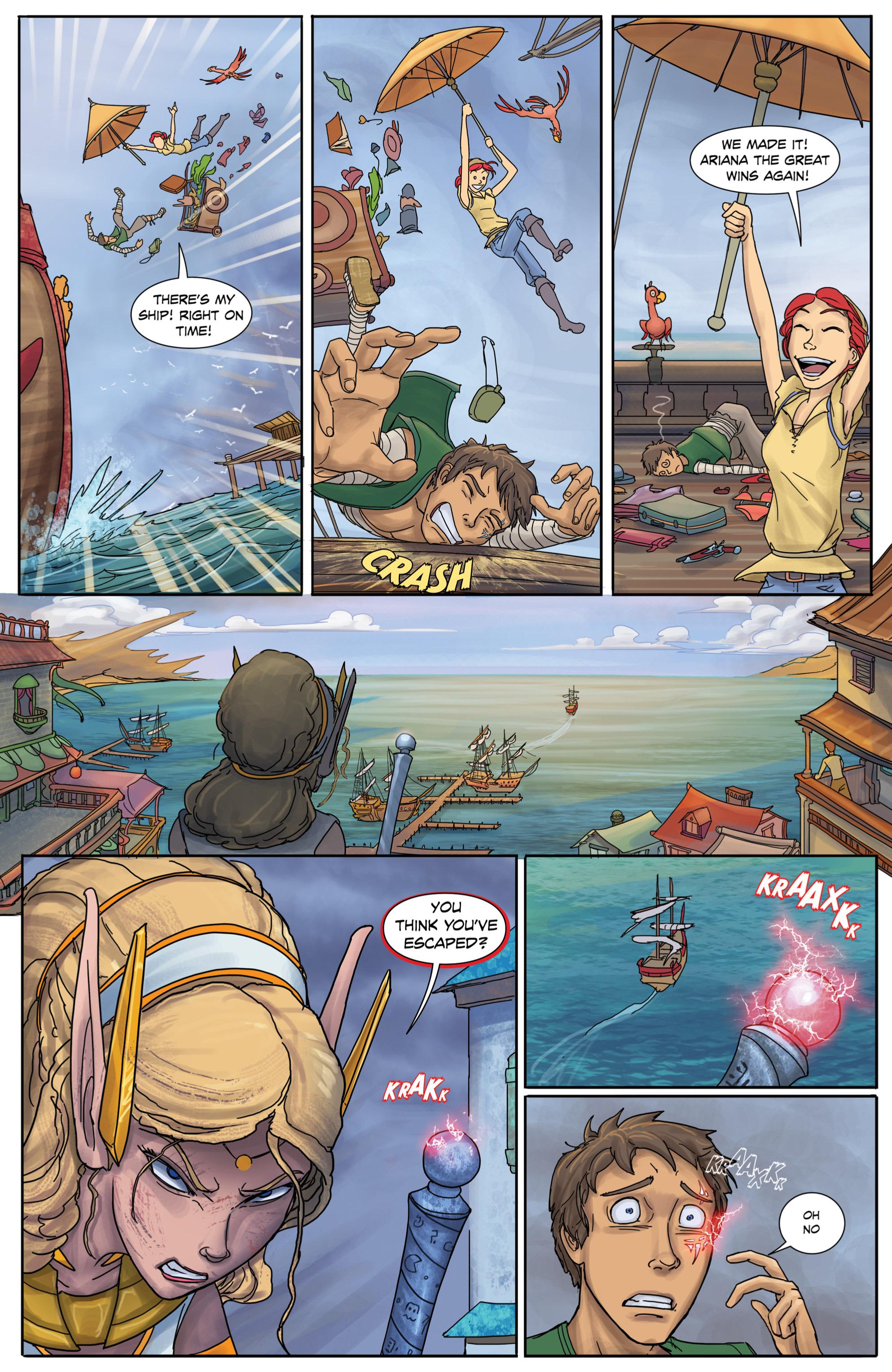 Read online Anne Bonnie comic -  Issue #2 - 23