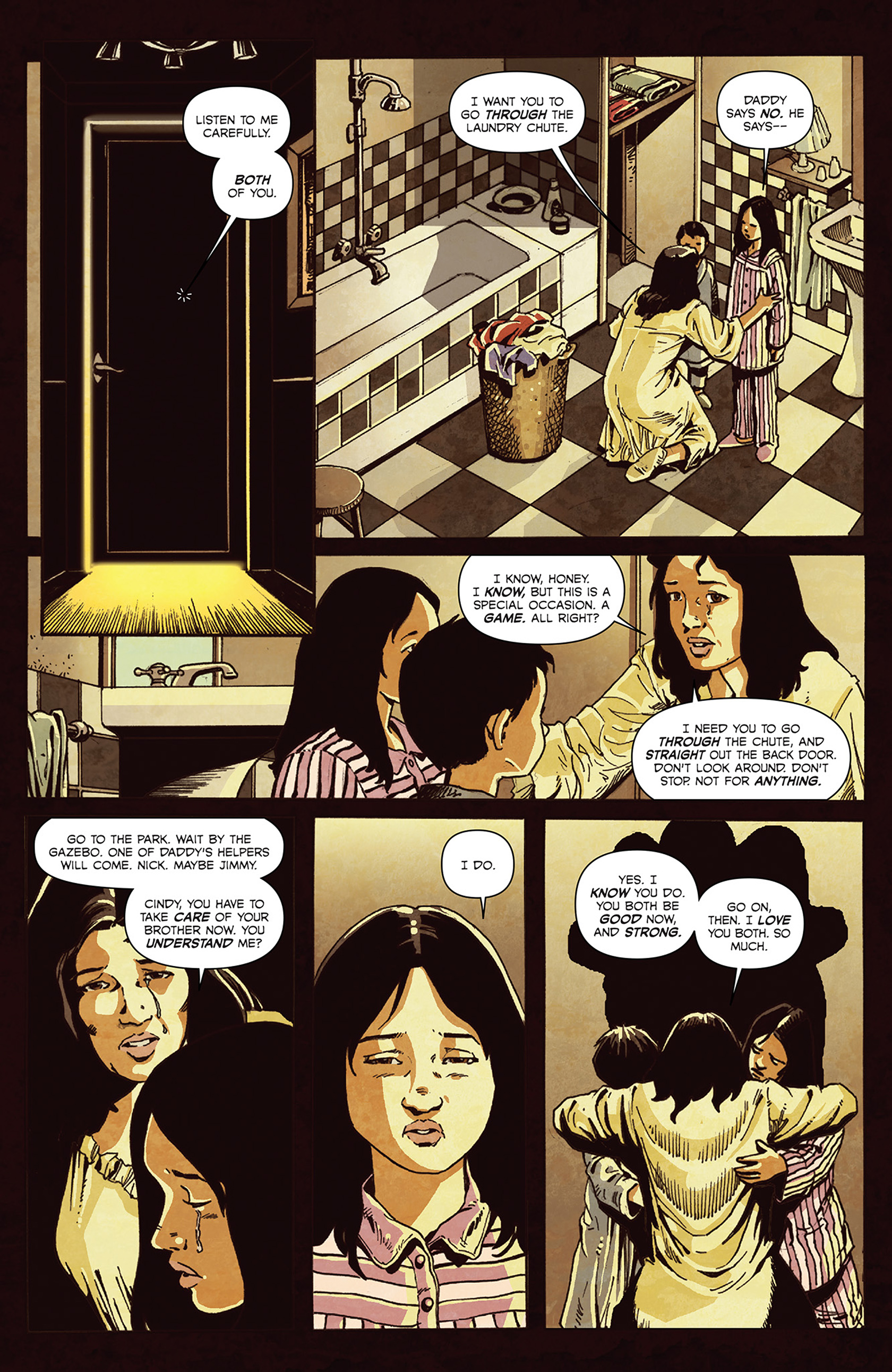 Read online Seduction of the Innocent (2015) comic -  Issue #1 - 15