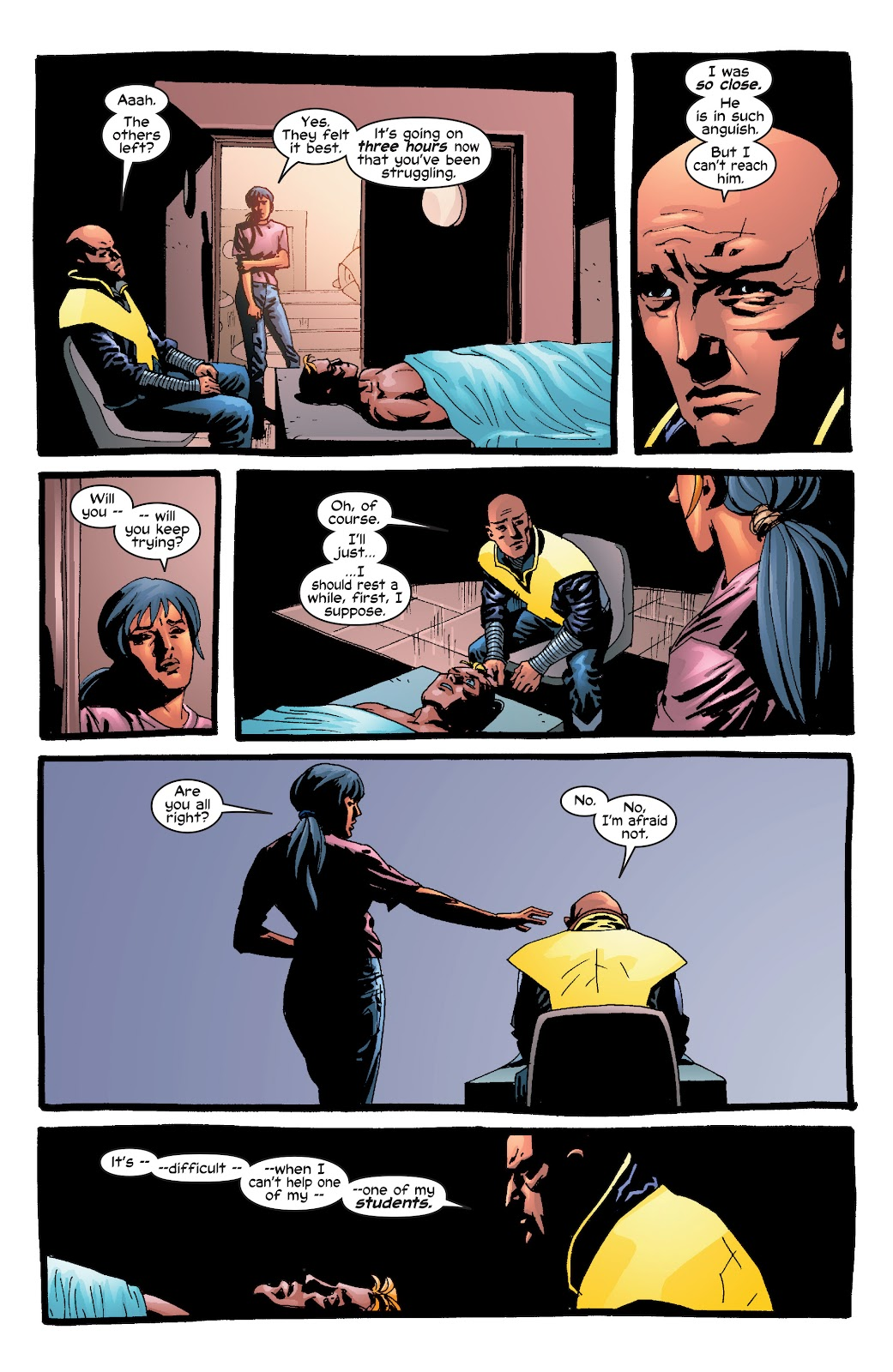 Read online X-Men: Unstoppable comic -  Issue # TPB (Part 1) - 94